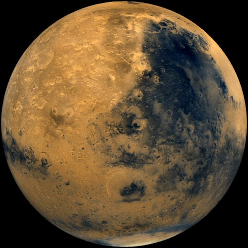 pictures of volcanoes on mars. Mars is currently the target of a large amount of planetary research by NASA